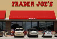 """There's an attraction of being close to the Trader Joe's grocery,"" said Michael Hale, the AmREIT vice president who oversees the shopping center. ""We sought the right mix of tenants."""