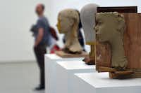 An installation by Mark Manders will be on exhibit at the Netherlands' pavilion during the Biennale.
