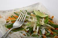 Vietnamese Rainbow Salad