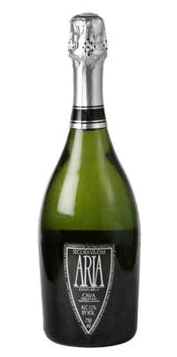Segura Viudas Aria Estate Brut Cava, NV, Spain. $9.59 to $11.49; Whole Foods Market on Lomo Alto; select Kroger and Goody Goody stores, Spec's, Total Wine and The Wine Therapist