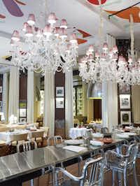 La Cuisine - The french restaurant of Le Royal Monceau
