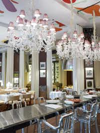 La Cuisine - The french restaurant of Le Royal Monceau