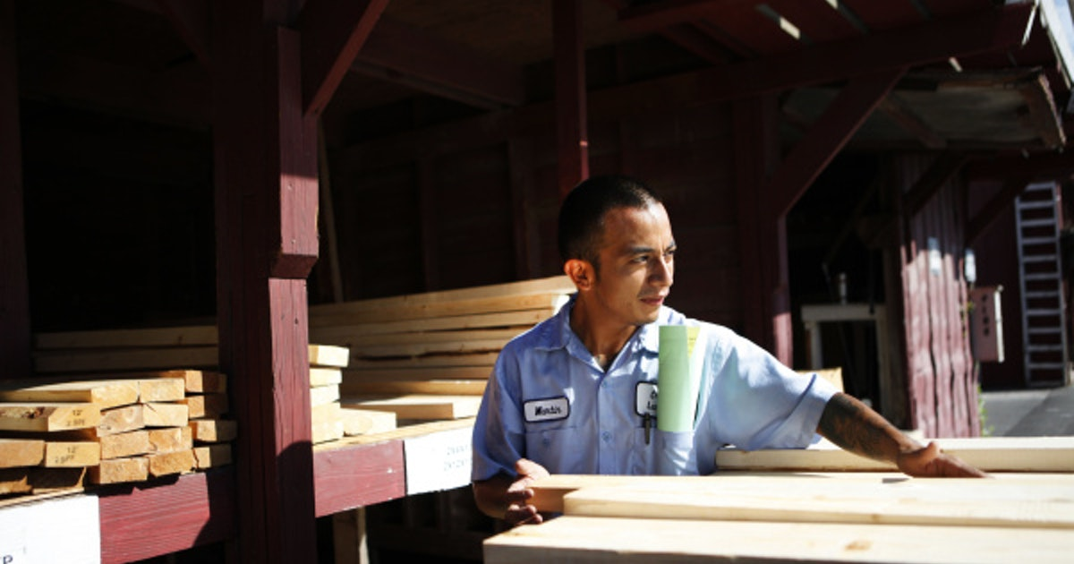 Around since 1947, Dallas lumberyard Craddock's and its 94 year-old