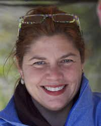 Darlene Moore, birdwatcher and bird photographer