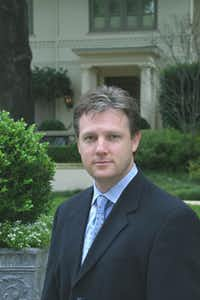 Paul Fields, president and senior landscape architect, Lambert Landscape Co. in Dallas