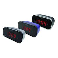 When waking up for an early morning class is a challenge, a Timex alarm clock can jolt a student out of sweet dreams. Its extra loud alarm and well-lit, 1.7-inch numbers are hard to ignore. A battery backup system guards against power failures. $12.99 at local Bed, Bath & Beyond stores and bedbathandbeyond.com.(Bed, Bath & Beyond -  Bed, Bath & Beyond )