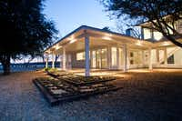 The windows of this Modern Craft home pictured on Houzz.com influenced the couple's selection of windows for their home.