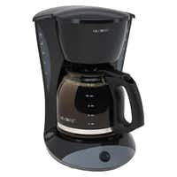 With a 12-cup capacity, Mr. Coffee Switch coffeemaker brews plenty to share. A Pause n Serve feature allows students to grab a cup of coffee while the appliance is still brewing. A switch indicates when coffee is ready to pour. $18.99 at Target and target.com.(Mr. Coffee - Mr. Coffee)