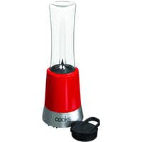 Smoothies and power drinks are easy to create with the Cooks 5-in-1 power blender. Stainless-steel blades make whipping and chopping simple. Even better, students can drink directly from the blending cup with the comfort lid. The 12-piece set includes three cups, four lids, lip rings, base and blades. $24.99 on sale at J.C. Penney and jcpenney.com.J.C. Penney - J.C. Penney