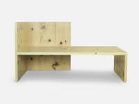 Furniture designed by the late New York and Marfa artist Donald Judd is still being produced.