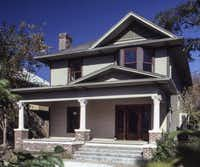 """After"" photo of the house pictured previously.( supplied )"