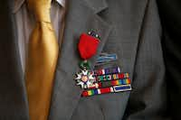 The Legion of Honor medal is France's highest and most prestigious award.