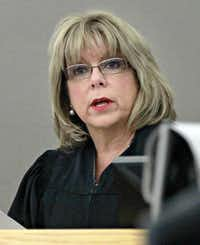 State District Judge Jeanine Howard recused herself from the case after her comments about the victim became public.G.J. McCarthy - Staff Photographer