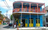 Dat Dog recently opened on Frenchmen Street in New Orleans. The neighborhood offers all types of cuisines, including the native Creole, Vietnamese and Middle Eastern.Helen Anders  -  Special Contributor