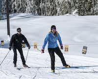 Get a taste of the sports featured in the Winter Olympics at Whistler Blackcomb.