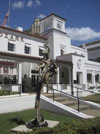 The Museum of Contemporary Art in the freshly restored Ozark Bathhouse in Hot Springs exhibits artists from around the world.