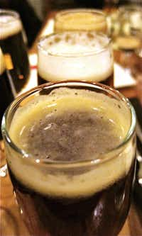 Sample a tasting flight of Ontario and Quebec brews at Brothers Beer Bistro.