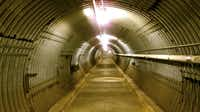 To clear your fuzzy head, take a drive out to the Diefenbunker. Visitors enter the 300-room secret subterranean facility built in the 1950s along a giant blast tunnel.