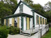 The Black Loyalist Heritage Museum in Birchtown, housed in an 1835 schoolhouse, tells the story of the thousands of black Loyalists who came to Nova Scotia in the years following America's independence from Britain.