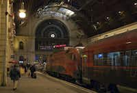 Sleek high-speed trains from Vienna and Salzburg arrive regularly at Budapest's central Keleti Station, which is only a short walk or ride from a choice of hotels.