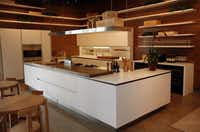 The Satyrium Kitchen collection at Ornare