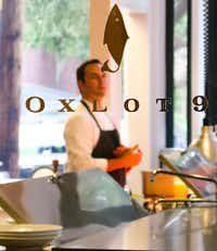 Chef Jeffrey Hansell describes his cooking simply as Southern.( Michael Hiller  - michael Hiller)
