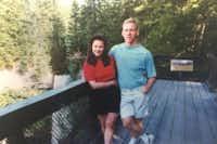 Dave and Patti Stevens (Family photo)