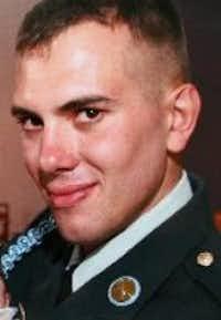 U.S. Army Cpl. Peter J. Courcy