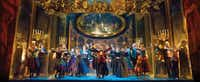 "The company performs ""Masquerade"" in a scene from a production of Andrew Lloyd Webber's ""Phantom of the Opera.""( Alastair Muir )"