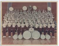 The Plano band in 1965.( Photo submitted by Danny Minton  )