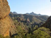 The Pinnacles National Park designation was based on the landscape's unique geological wonders,  jaw-dropping vistas and diverse microhabitats.