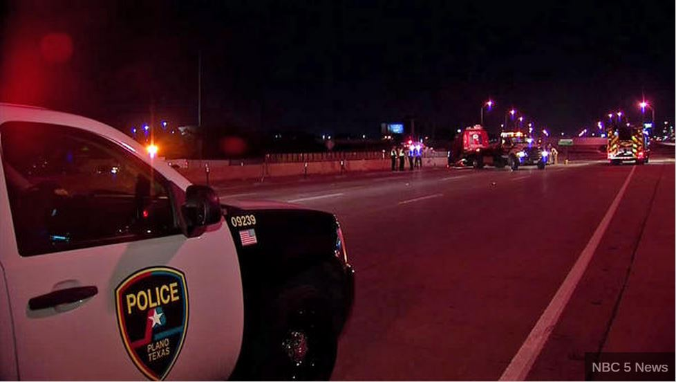Woman in her 70s killed, man seriously injured in overnight crash in