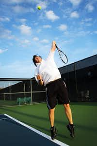 After years of drug and alcohol addiction, Michael Fowler is playing tennis again. As a teen, Fowler felt he was playing too much and missing out on a social life.
