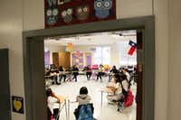 Dallas ISD is rethinking how it approaches discipline in schools. (The Dallas Morning News archives)