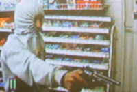 Fort Worth police provided this image of a convenience store robbery suspect.