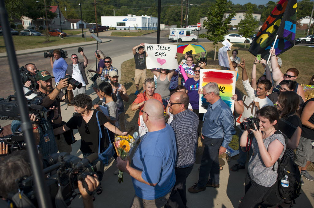 Five things to know about gay marriage, politics in Kentucky as ...