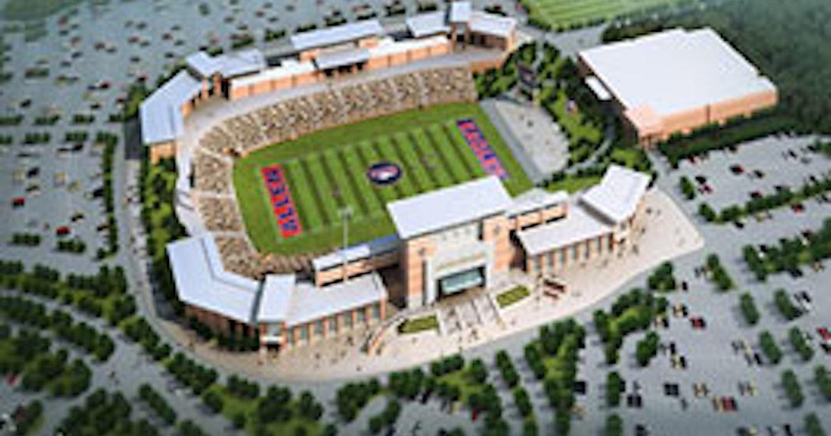 Allen High School Stadium