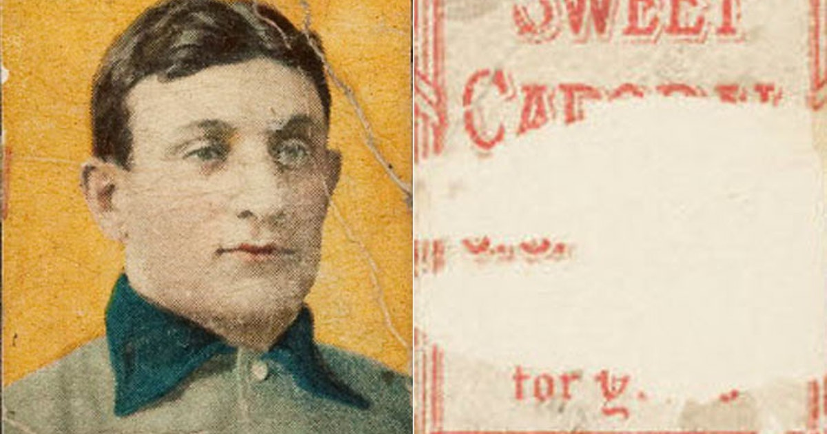 Rare Honus Wagner Baseball Card Donated To Nuns Sells For 262000