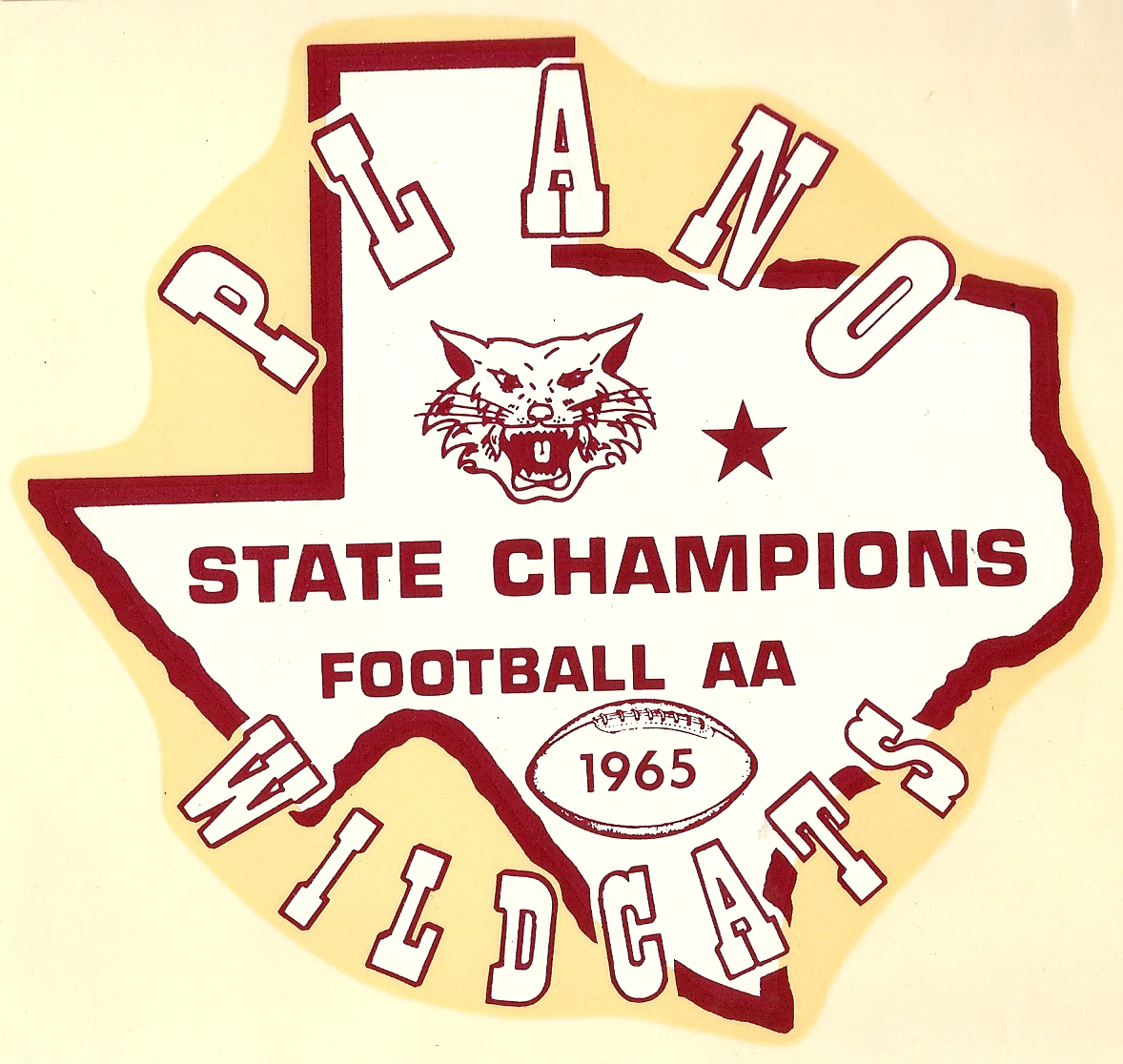 Plano High Alumni Mark Integration Districts First State Football