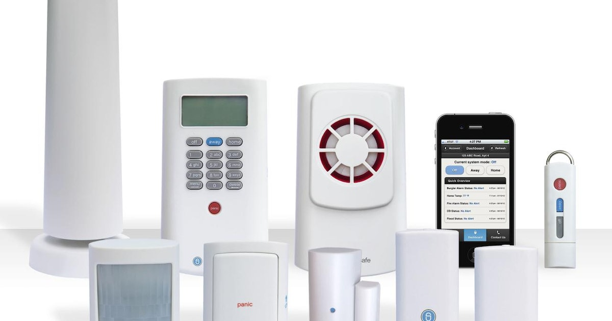 Cellular Based Home Alarms Great For Consumers Technology Dallas