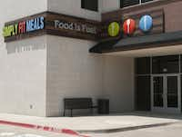 At Simply Fit Meals Plano or newly opened Hillcrest Road locations, house accounts equipped with online ordering start at $300. You can also buy just a meal or snack at a time.