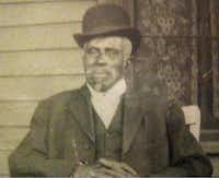 Jack Holley,  great-grandfather of DISD employee Constance Hollie-Jawaid, lost a son and a grandson.(Courtesy of Constance Hollie-Jawaid - Jawaid)