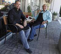 Nosh restaurant duo Avner Samuel and chef Jon Stevens have elevated the idea of between- meal bites with their new North Henderson haunt, Snack Global Kitchen & Bar.(File photo / G.J. McCarthy)
