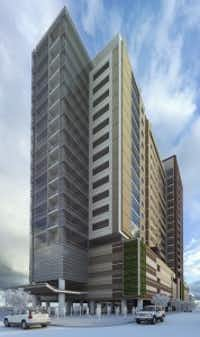 The 18-story apartment high-rise will have 270 units. (Southern Land)