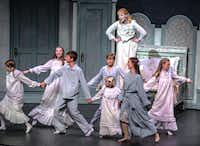"""Bri Sudia is the un-Julie Andrews, bringing a lighter tone to the Lyric Stage's production of """"The Sound of Music."""""""
