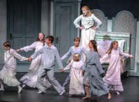 "Bri Sudia is the un-Julie Andrews, bringing a lighter tone to the Lyric Stage's production of ""The Sound of Music."""