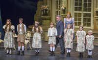 """The Lyric Stage opened its 2013-14 season Saturday at the Irving Arts Center with Richard Rodgers and Oscar Hammerstein II's """"The Sound of Music."""" Director Cheryl Denson's take on the classic reaches for the musical comedy notes more than the famed film."""