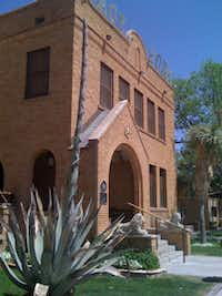 The Gage Hotel in the West Texas town of Marathon is home to a renovated spa, reopening in spring 2011.