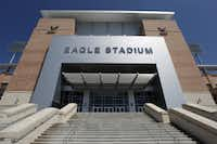 Allen High School's new stadium cost $60 million dollars to build.