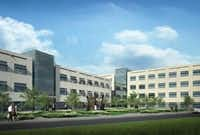 Stonebrook Park will have four office buildings. (Goviea)